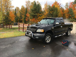 2001 Ford F-150 tres special