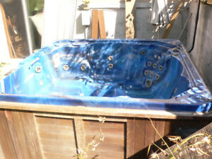 2007 hydro pool hot tub for sale