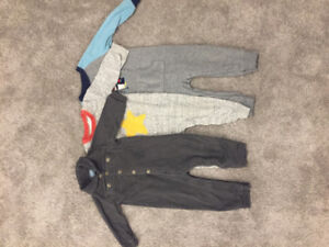 Lot of 18 to 24 months boy clothing