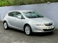 FINANCE AVAILABLE!! 61 REG VAUXHALL ASTRA 2.0 CDTi 16v 165 ELITE SS 5dr £30 TAX,
