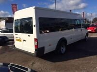 Minibus Hire Manchester with Driver - 0161 850 0696