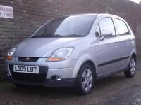 Chevrolet Matiz 1.0 SE+ 2009(09) 5 Door Hatchback