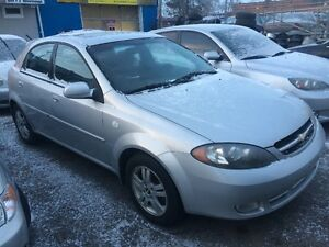 lease to own in 2 years for 206+hst p/month2006 Chevrolet Optra