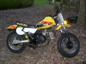 Suzuki 50cc Dirt  bike / Mini bike