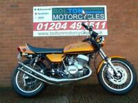 For Sale this beautiful 1972 Kawasaki H2 750 Special Classic