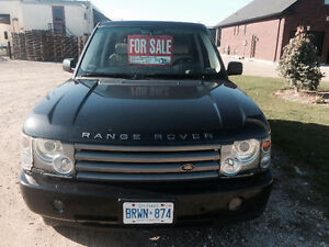 2004 Land Rover Range Rover As Is
