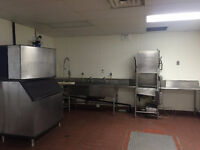 Commercial Kitchen Equiptment