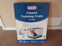 TRAINING CRATE for dogs