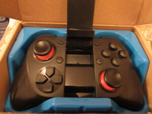 GAMING controller for Android phones/ tablets / TV boxes