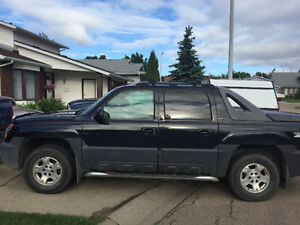 2005 Chevrolet Avalanche ZL1-open to reasonable offers