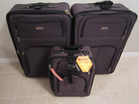Small and XL Suitcases