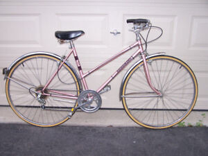 5-Speed cruiser with a Step-Through frame - New Tires