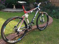 CUBE AMS 100 SL HPC Teamline XC/DH Team Edition Mountain Bike