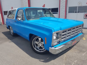 1979 Chevrolet Blazer CUSTOM V8 350/FULLY RESTORED/LIKE NEW!!!