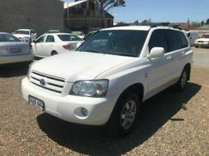 2005 Toyota Kluger CV SPORT Automatic SUV Rosewater Port Adelaide Area Preview