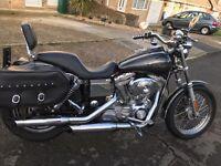 Harley Davidson fxdci dyna glide custom