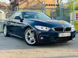 image for 2014 BMW 4 Series 2.0 420d M Sport Auto xDrive 2dr Coupe Diesel Automatic