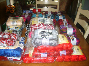Beautiful Scarf Yarns/ New/Now only $2.00 Each Windsor Region Ontario image 3