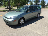 !!2004 FORD FOCUS SE HATCHBACK WAGON IN GREAT SHAPE LOW KM!!