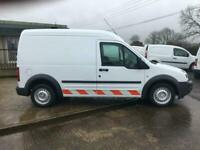 Ford Transit Connect 1.8TDCi ( 90PS ) DPF T230 LWB NO VAT TO PAY