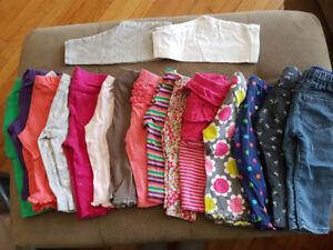 Girls 9-12 Months Spring Summer Pants