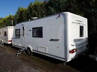 2011 Coachman Pastiche 560 4 berth caravan FIXED BED, MOTOR MOVER AWNING !