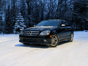 Mercedes Benz C230 Fully Loaded