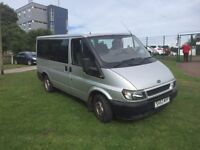 Ford toureno 9 seater mot March. Drives great few scrapes but cheap £900 no offers