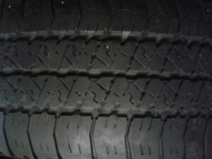 Set of 4 Jeep rims with Goodyear tires Windsor Region Ontario image 5