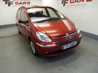 Citroen Xsara Picasso 1.6HDi Desire - FINANCE AVAILABLE FROM ONLY £14 PER WEEK!