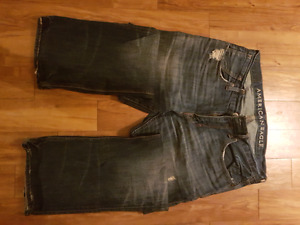 Four pair of jeans $80