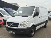 2011 Mercedes-Benz Sprinter 313CDI SWB LOW ROOF. 130BHP. BIG PAY-LOAD.PX WELCOME