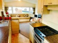 Static caravan for sale in dawlish 11&1/2 month season DG+CH free 2018 pitch fee