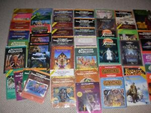 Advanced Dungeons and Dragons Modules