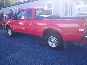 2007 Ford Ranger short box Pickup Truck