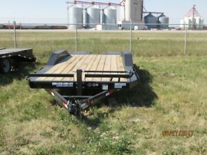 2017 Iron Bull Trailers EQ14 20'