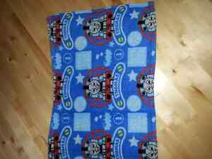 Small thomas blanket crib size or for couch London Ontario image 2