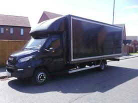 2016/16 IVECO DAILY 70-170 BOX 20FT IDEAL HORSEBOX CONVERSION