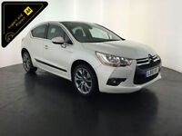 2012 CITROEN DS4 DSTYLE E-HDI AIRDREAM DIESEL AUTO SERVICE HISTORY FINANCE PX