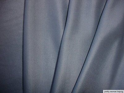 1 Lfm seidiger Jersey 3,55€/m² Trikotstoff Micromodal graubraun DE8