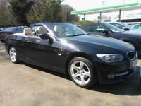 2010 BMW 320 2.0 2010.5MY i SE Cabriolet/Convertible