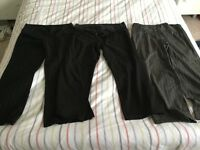 Maternity Work Trousers Size 12