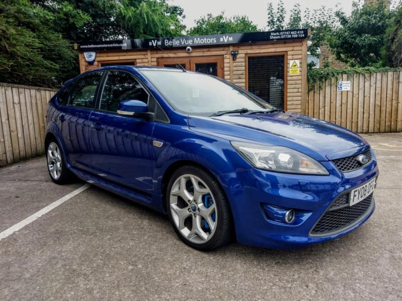 2008 ford focus 2 5 st 2 225 in performance blue in brampton cumbria gumtree. Black Bedroom Furniture Sets. Home Design Ideas
