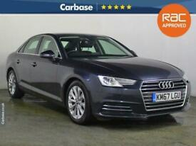 image for 2017 Audi A4 2.0 TDI Ultra SE 4dr  SALOON Diesel Manual