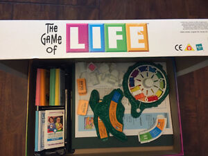 Classic Board Game : The Game of Life