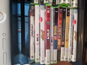 Selling games- message offers.