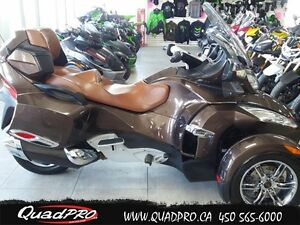 2013 Can-Am SPYDER RT LIMITED SE5 !! 72,87$/SEMAINE
