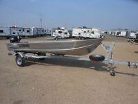 2015 Lowe Boats Utility 1457