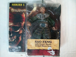 Neca Pirates of the Caribbean At World's End Series 1 Sao Feng