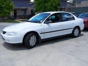 2002 Holden Commodore Sedan Guyra Guyra Area Preview